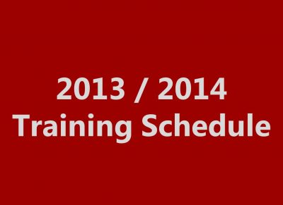 Trigger Point Snow Services 2013/2014 Schedule