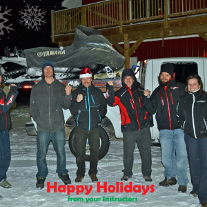 Motorfist Happy Holidays