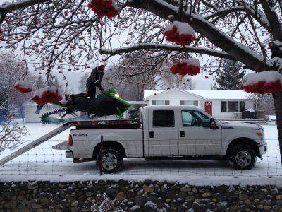 Conditions Update 1 from Trigger Point Snow Services